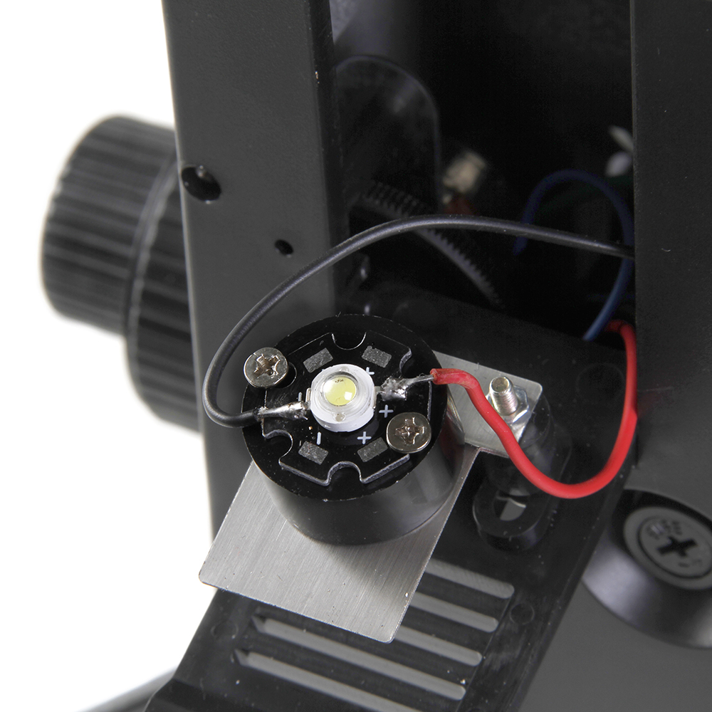 Микроскоп монокулярный Микромед 1 вар. 2 LED