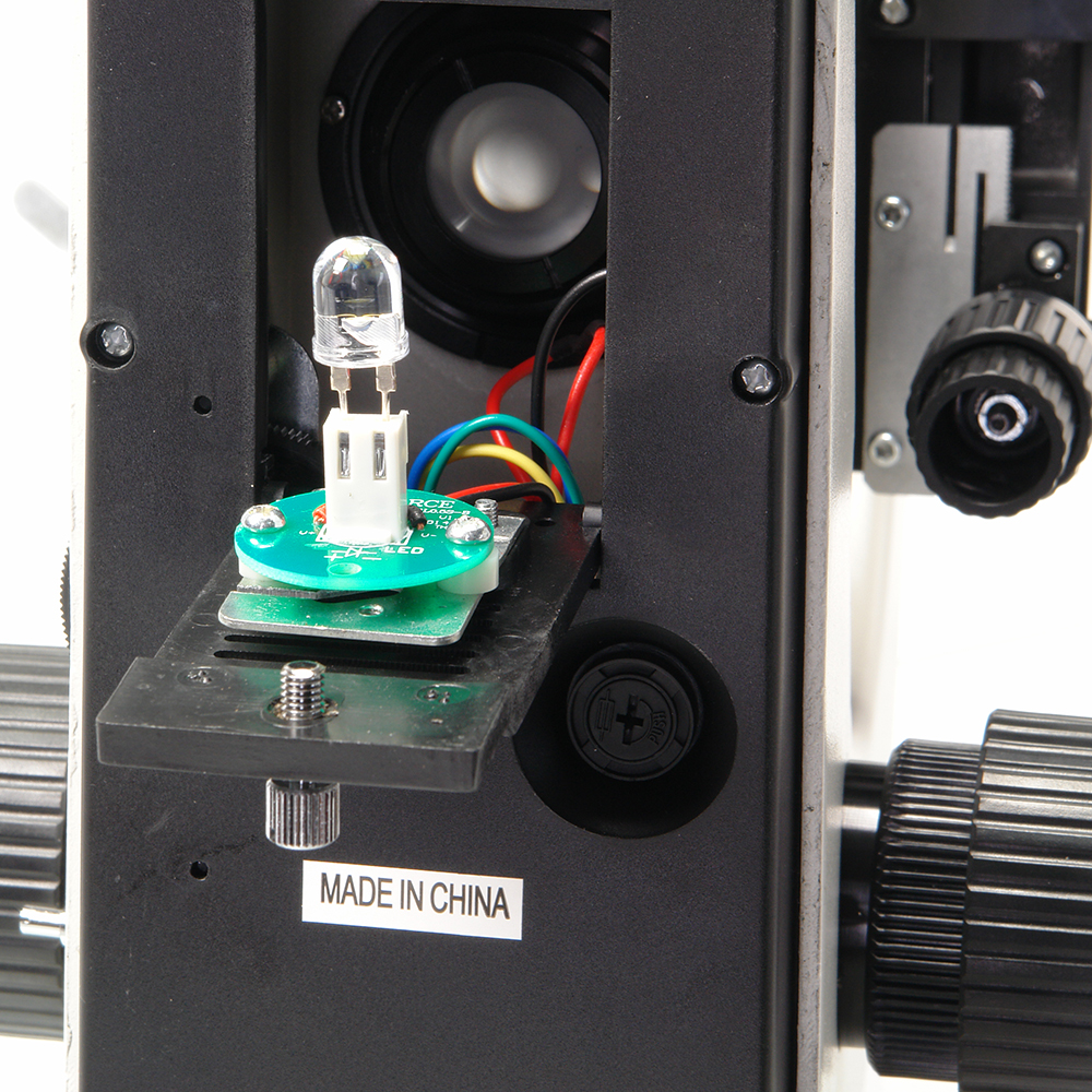Микроскоп монокулярный Микромед 1 вар. 3 LED
