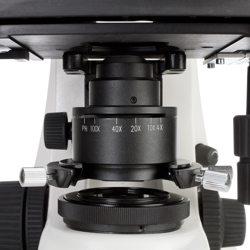 Микроскоп монокулярный Микромед 3 вар. 2-20М