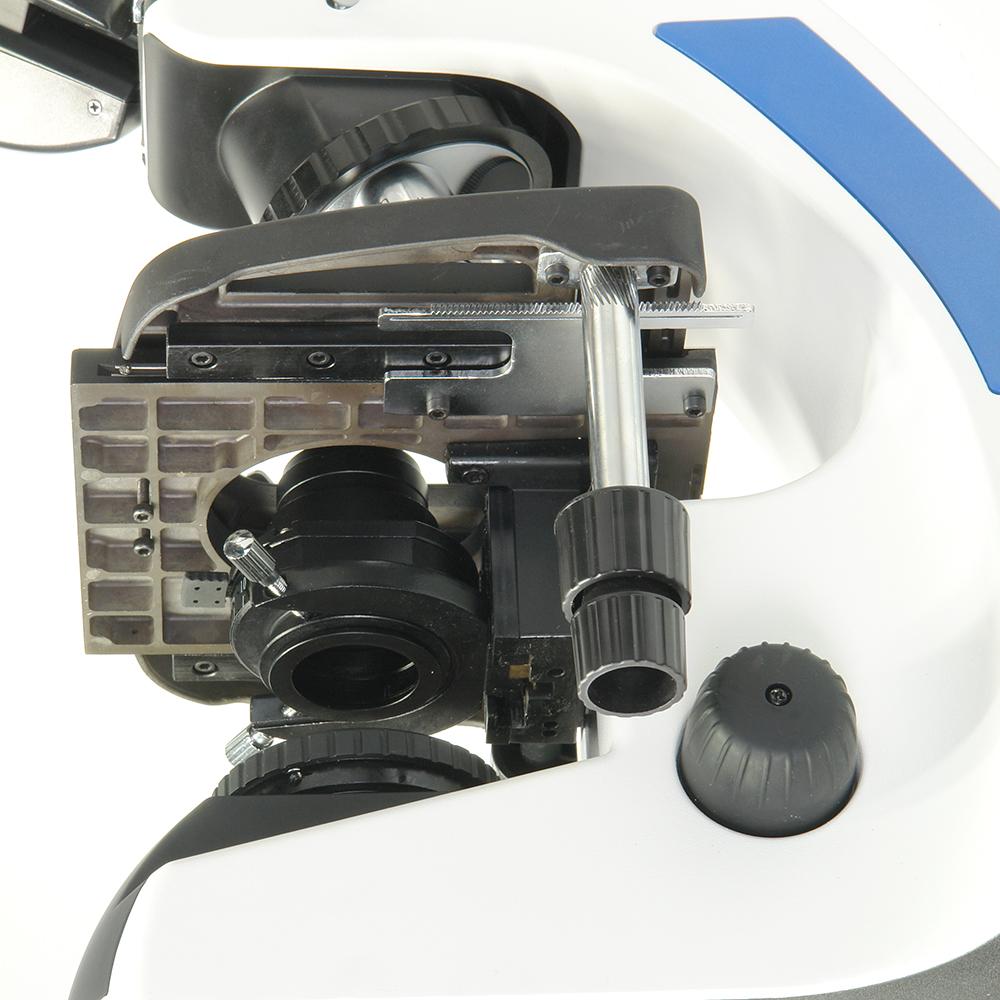 Микроскоп монокулярный Микромед 3 вар. 2 LED М