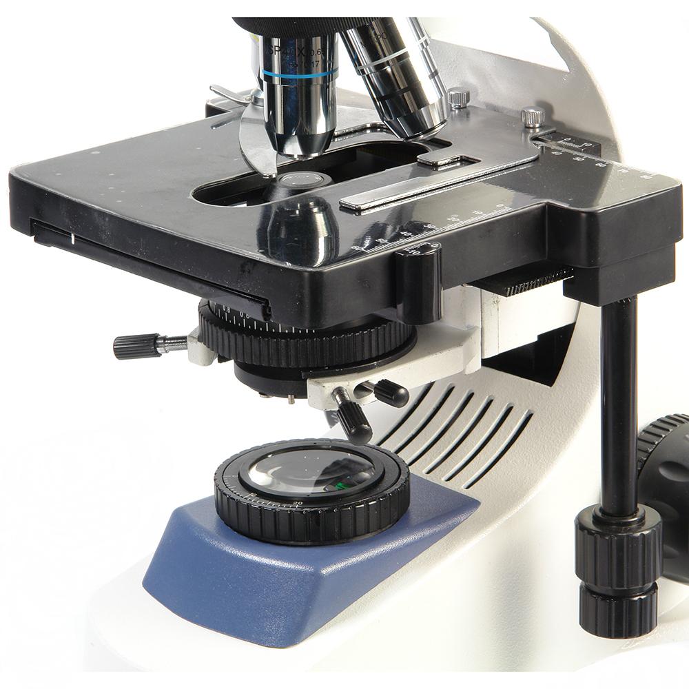 Микроскоп монокулярный Микромед 3 вар. 2-20