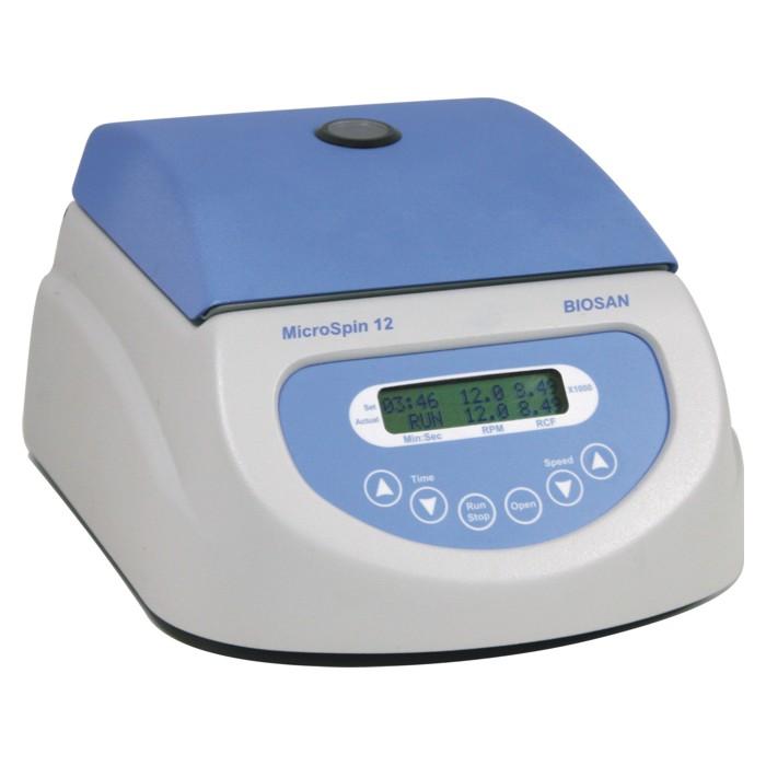 Центрифуга Microspin 12 BioSan