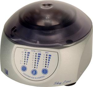 Центрифуга-встряхиватель СМ-70М Elmi