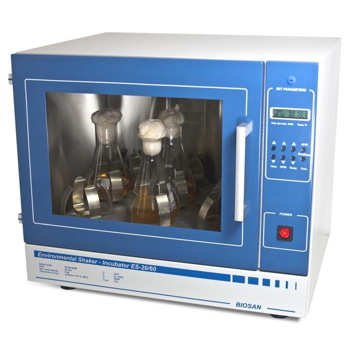 Шейкер-инкубатор ES-20/60 BioSan
