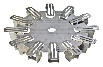 ротор центрифуг СМ-6М и СМ-6МТ Elmi