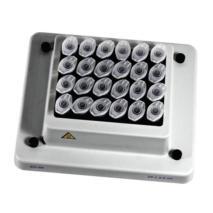 блок для пробирок для термошейкера TS-100 BioSan